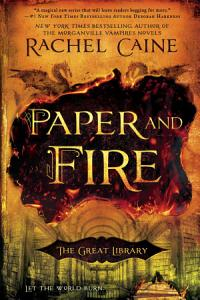 Paper and Fire Book