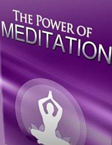 Power Of Meditation PDF