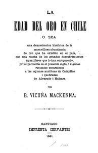 La edad del oro en Chile PDF