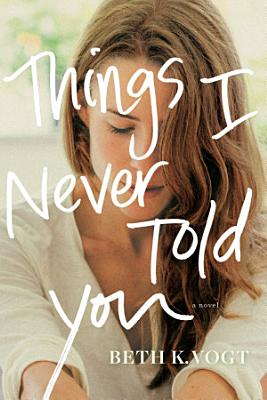 Things I Never Told You PDF