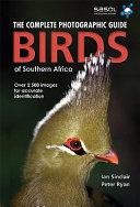 Birds of Southern Africa PDF