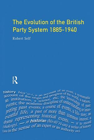 Evolution of the British Party System PDF