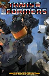Transformers: Infiltration #2