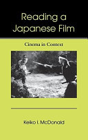 Reading a Japanese Film