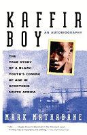 Kaffir Boy Book