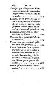 El espíritu del Telémaco ó Máximas y reflexiones politicas y morales del celebre poema ...
