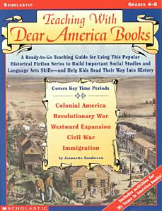 Teaching With Dear America Books PDF