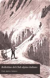 Bollettino del Club alpino italiano: Volume 10,Edizioni 25-28