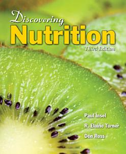 Discovering Nutrition Book