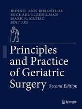Principles and Practice of Geriatric Surgery: Edition 2