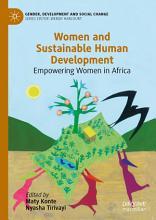 Women and Sustainable Human Development PDF