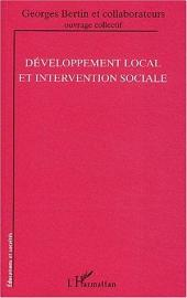 Développement local et intervention sociale