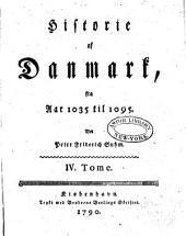 Historie af Danmark: t. 1035 til 1095