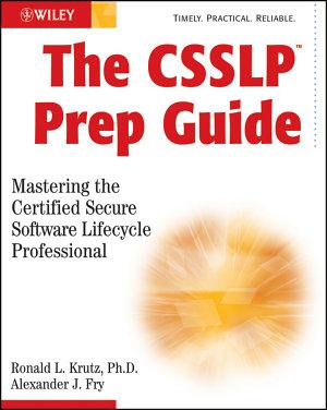 The CSSLP Prep Guide PDF