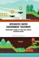 Integrated Water Environment Treatment PDF