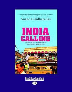 India Calling Book