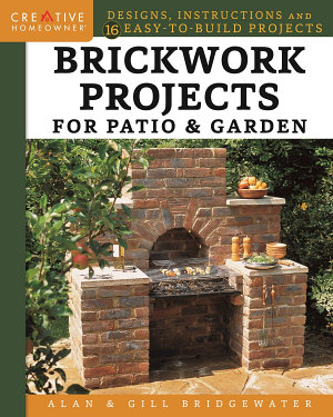 Brickwork Projects for Patio   Garden PDF