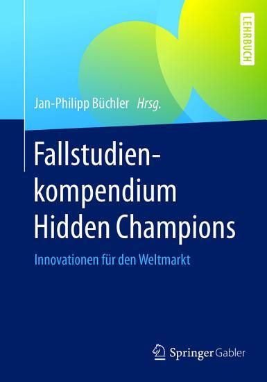 Fallstudienkompendium Hidden Champions PDF