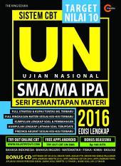 Target Nilai 10 UN SMA/MA IPA 2016 Sistem CBT