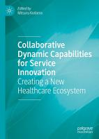 Collaborative Dynamic Capabilities for Service Innovation PDF
