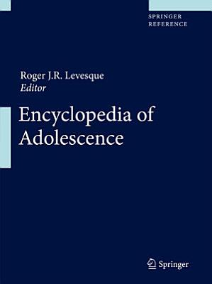 Encyclopedia of Adolescence PDF