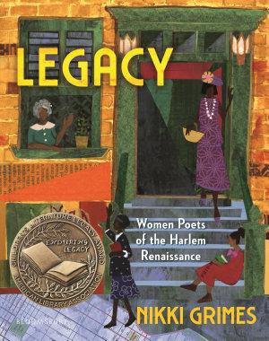 Legacy  Women Poets of the Harlem Renaissance PDF