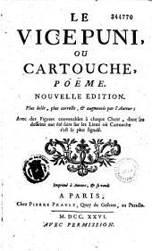 Le vice puni ou Cartouche : poème [par Grandval]