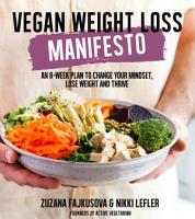 Vegan Weight Loss Manifesto PDF