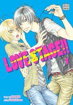 Love Stage!!, Vol. 1 (Yaoi Manga)