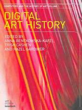 Digital Art History: A Subject in Transition