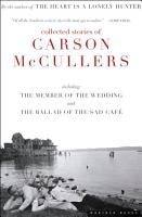 Collected Stories of Carson McCullers PDF