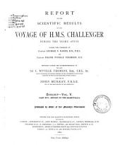 Report on Some Points in the Anatomy of the Thylacine (Thylacinus Cynocephalus), Cuscus (Phalangista Maculata), and Phascogale (Phascogale Calura), Collected During the Voyage of H.M.S. Challenger in the Years 1873-1876: With an Account of the Comparative Anatomy of the Intrinsic Muscles and the Nerves of the Mammalian Pes