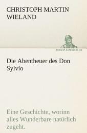 Die Abentheuer Des Don Sylvio