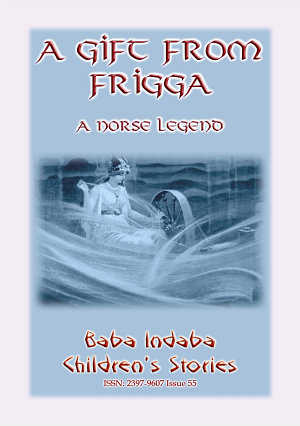 A Gift From Frigga - Cover