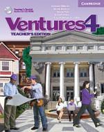 Ventures Level 4 Teacher's Edition with Teacher's Toolkit Audio CD/CD-ROM
