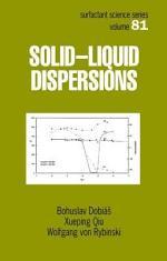 Solid - Liquid Dispersions