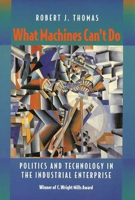 What Machines Can t Do