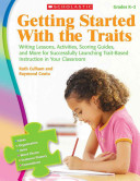 Getting Started With the Traits Grades K 2