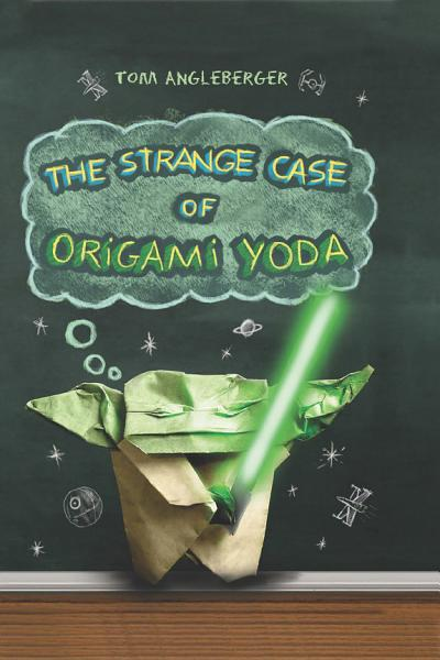 Download The Strange Case of Origami Yoda  Origami Yoda  1  Book