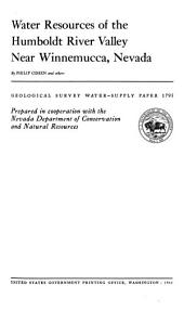 Geological Survey Water-supply Paper: Issues 1795-1797