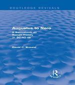 Augustus to Nero (Routledge Revivals)