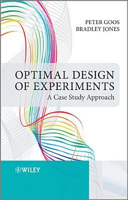Optimal Design of Experiments PDF