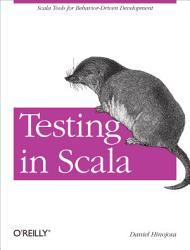 Testing in Scala PDF
