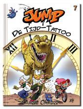 Jump — De Tijd-Tattoo