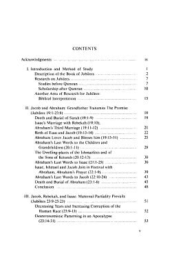 Biblical Interpretation in the Book of Jubilees PDF