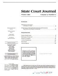 State Court Journal Book PDF