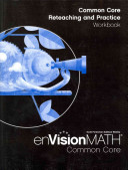 Envision Math Common Core Reteaching and Practice Workbook  Grade 4 PDF