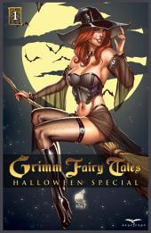 Grimm Fairy Tales 2009 Halloween Special