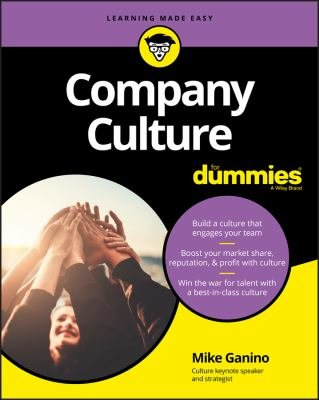 Download Company Culture For Dummies Book