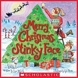 Merry Christmas Stinky Face Book PDF